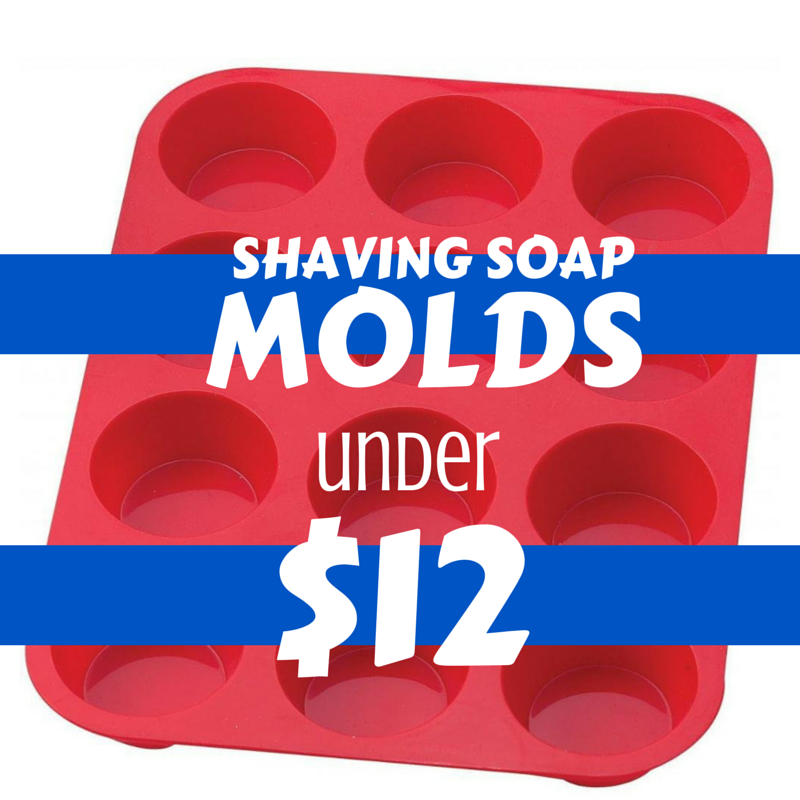 shaving soap mold